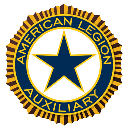Logo of the American Legion Auxiliary