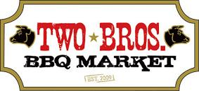 Logo of Two Brothers BBQ